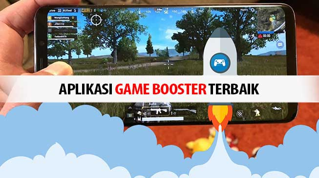 Aplikasi Game Booster